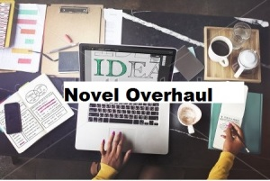 editing overload coffee book computer idea