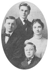 Niebuhr children