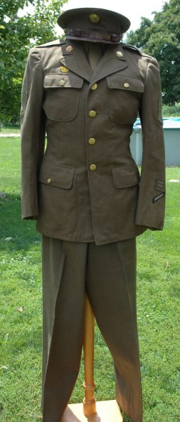 Man's Uniform