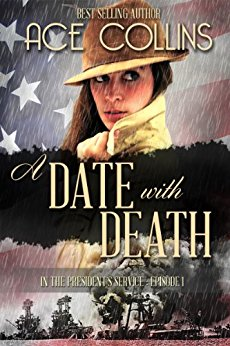 Ace Collins A Date with Death Tisha Martin Author Editor
