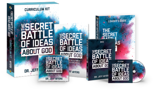 Summit Ministries The Secret Battle of Ideas About God Tisha Martin editor proofreader