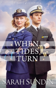Sundin When Tides Turn Sarah Sundin Author Book Giveaway Tisha Martin Author Editor