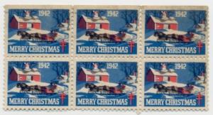 Christmas Seals 1942