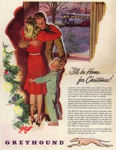 i'll be home for christmas poster wartime 1940s tisha martin author editor