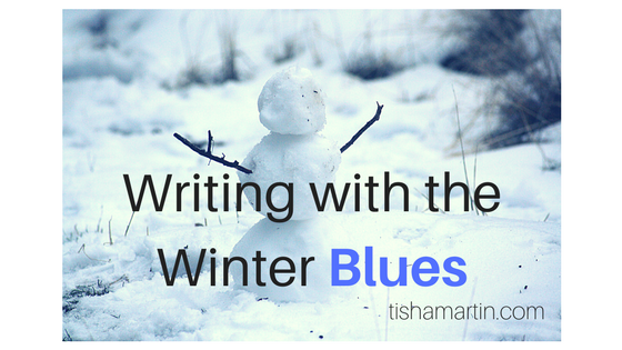 Writing with the Winter Blues